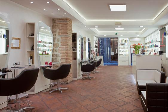 Pistolesi Group hairdressers in Florence