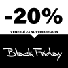 November 23rd: 20% discount at Pistolesi...